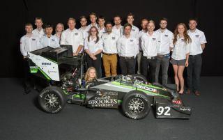The Team, © Formula Student Germany