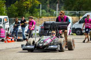 Bringing swag to the paddock, © Formula Student Germany