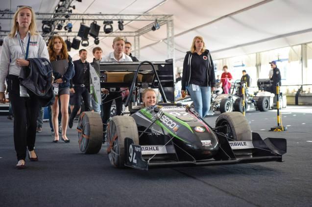 © Formula Student Germany