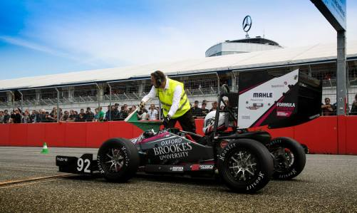 Ready for Acceleration © Formula Student Germany
